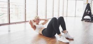 3 exercícios para o abdômen tanquinho e muito mais