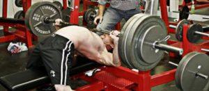 Veja os erros mais cometidos durante a musculação